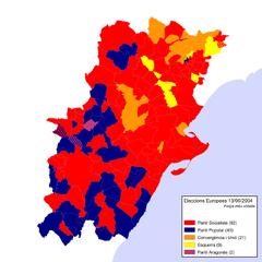 Eleccions Europees 2004-06-13