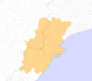 Comarques centrals dels Països Catalans