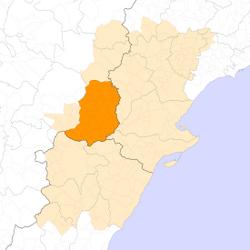 Localització del Matarranya