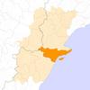 Localització del Montsià