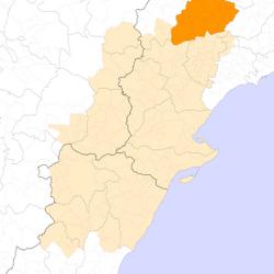Localització de les Garrigues