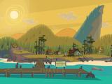 Acampamento Wawanakwa
