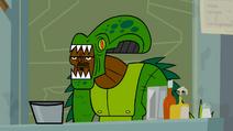 Chef Alien