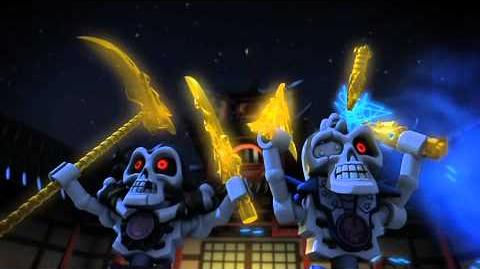 Ninjago Mini-Movie 3 The New Masters of Spinjitzu