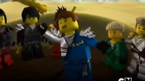 Lego Ninjago Series 2 Rise of the Snakes episode 13 Finale Day of the Great Devourer