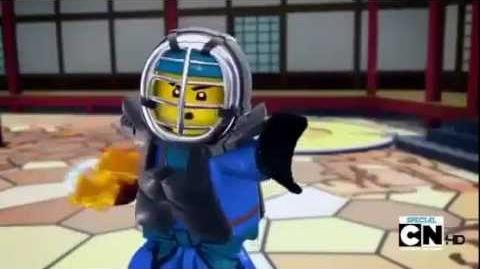 Lego Ninjago Series 2 Rise of the Snakes Episode 1 Rise of the Snakes