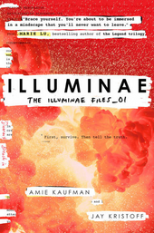 ILLUMINAE: The ILLUMINAE Files 01