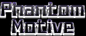 Phantom Motive Logo
