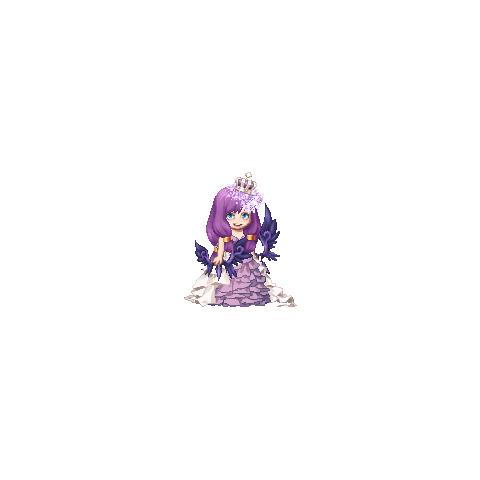 Violet's <a href=