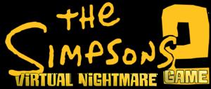 The Simpsons Game 2 - Virtual Nightmare logo