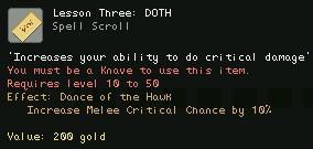 Lesson Three DOTH