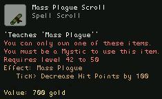 Mass Plague Scroll