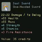 Saol Sword