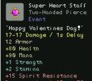 Super Heart Staff
