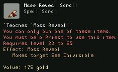 Mass Reveal Scroll