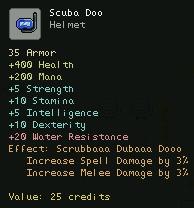 Scuba Doo