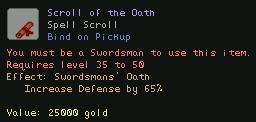 Scroll of the Oath