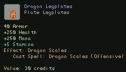 Dragon Legplates