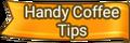 Handy Coffee Tips