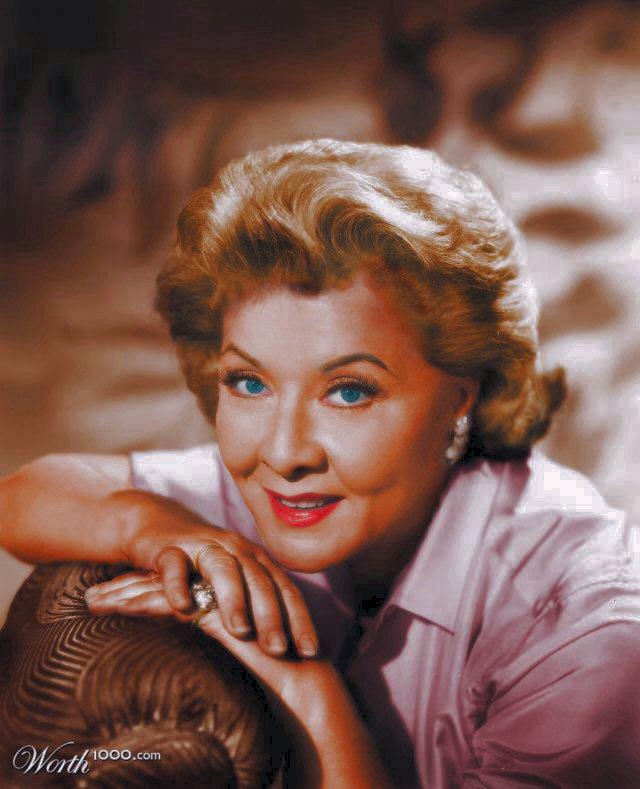 Vivian Vance In Color