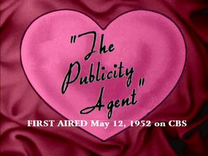 The Publicity Agent