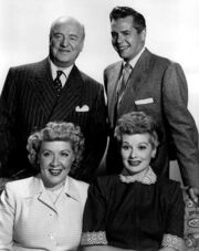 I Love Lucy Cast photo