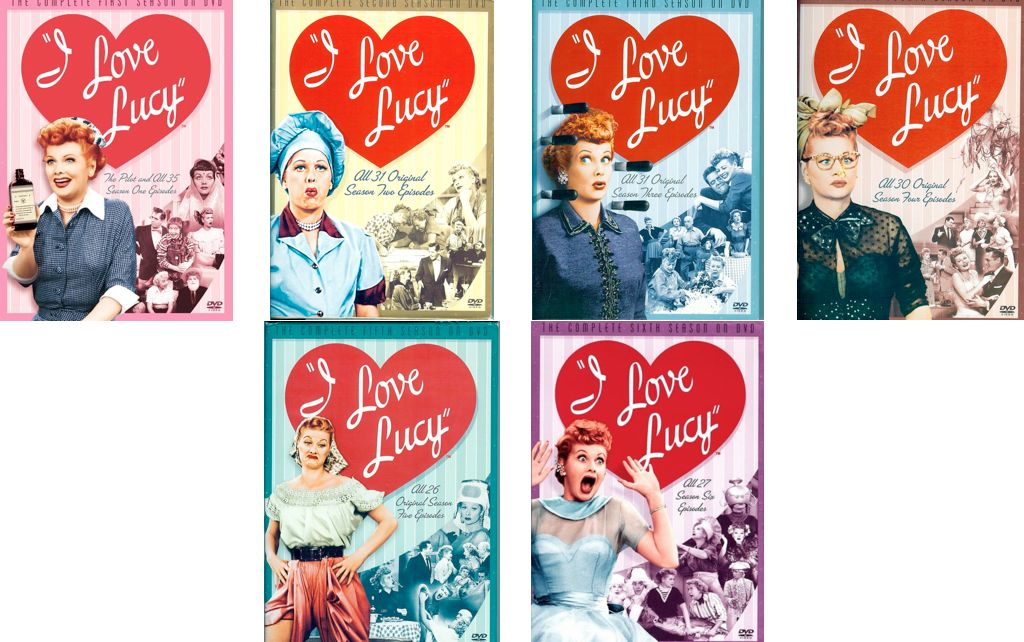 List of I Love Lucy episodes | I Love Lucy Wiki | FANDOM powered by ...