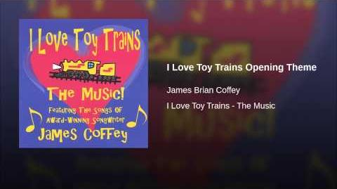 I Love Toy Trains (Song, fast)