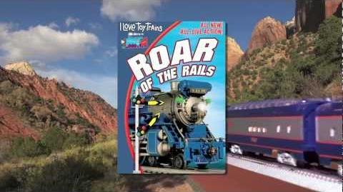 I Love Toy Trains Roar of the Rails