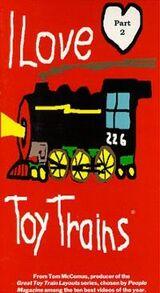 I Love Toy Trains 2