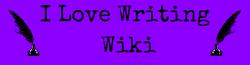 I Love Writing Wiki