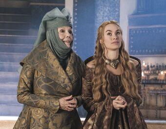 Cersei e Olenna S3