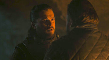 Sam rivela a Jon la verità