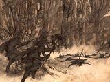 Guerra tra i Primi Uomini e i Figli della Foresta