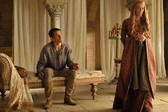 Jaime e Cersei S4E1