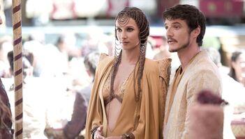 Ellaria e Oberyn