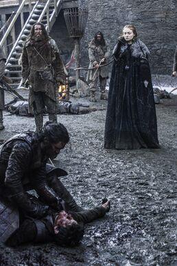 Jon picchia Ramsay
