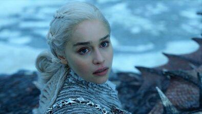 Daenerys oltre la Barriera