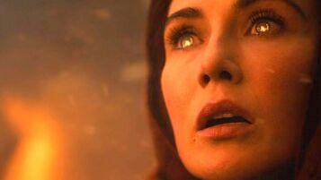 Melisandre on fire pt2