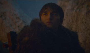 Bran vede il Night King