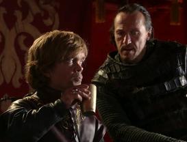 Tyrion e Bronn bevono 1x09