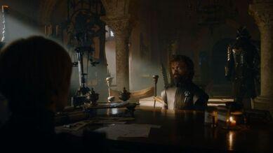 Tyrion e Cersei S7