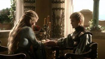 Cersei medica Joffrey