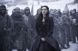 Melisandre quinta stagione 2