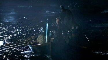 Stannis battaglia Acque Nere