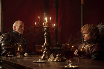Tywin e Tyrion S1