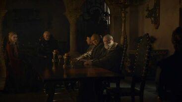 Tywin Concilio Ristretto