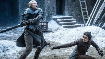 Arya vs Brienne