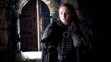 Sansa preoccupata