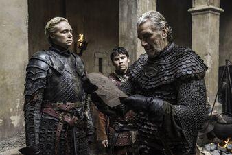 Brienne e il Pesce Nero